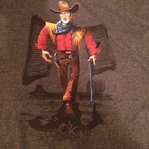 Other - John Wayne tee